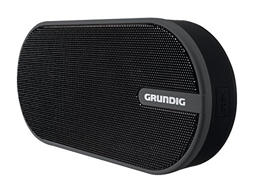 Grundig GSB 150 6W Barra de Sonido Negro, Carbón Vegetal - Altavoces portátiles (6 W, Inalámbrico, Bluetooth, Bluetooth, 10 m, Micro-USB)