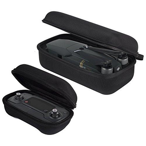 Kingwon Custodie Borse di Trasporto Valigetta Astuccio per Drone DJI Mavic PRO e Telecomando Remote Controller Case Accessori