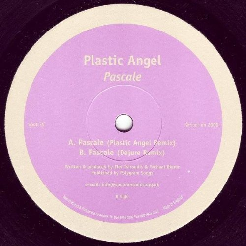 Plastic Angel - Pascale - Spot On Records