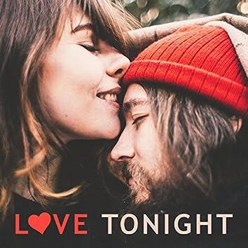 Love Tonight – Kiss the Sky, Beautiful Red Roses, Miraculous Movements, Desire Eyesight
