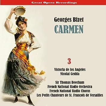 Bizet - Carmen (Los Angeles, Gedda, Beecham) [1958/59], Volume 3