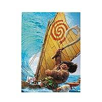 500ピース ジグソーパズル ディズニー 知育玩具 益智減圧玩 木製 ギフト プレゼント 52.2x38.5cm