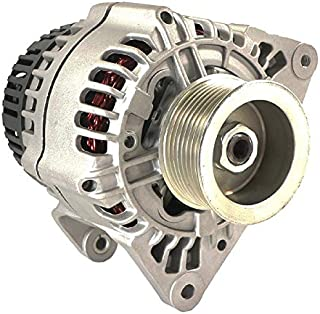 DB Electrical AIA0001 New Alternator for Holland Case Tractor Tm115 Tm120 Tm125 Tm130 Tm140 Tm150 Tv145 Tm135 Tm140 Tm150 ...