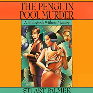 The Penguin Pool Murder cover art