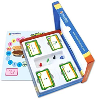 NewPath Learning Time and Money Skills Curriculum Mastery Game, Grade 2-4, Study-Group Pack
