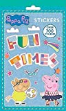 Disney- Peppa Pig 700 Stickers, PESTR2, Multicolore, 24 x 11.5 x 0.2 cm