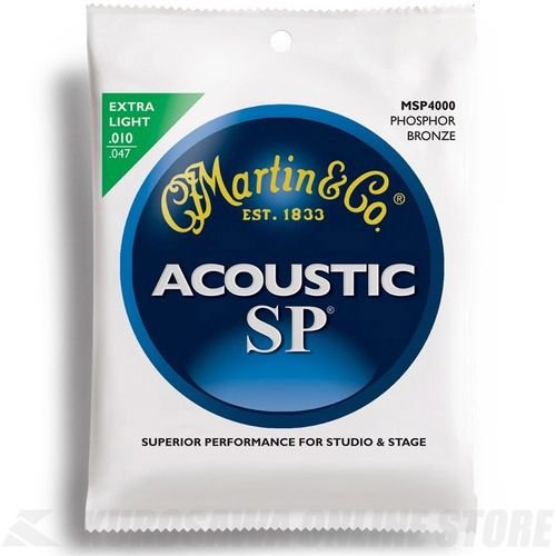 Martin Acoustic SP MSP4000 Saiten