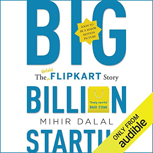 Big Billion Startup cover art