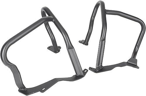 popular Mallofusa wholesale Motorcycle Front Engine Guard Crash Bar Protectors Compatible for BMW R1200RT 2014 2015 2016 sale 2017 2018 Black online sale