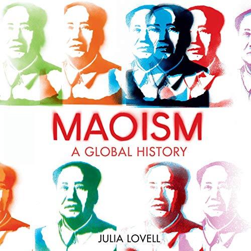 Maoism audiobook cover art
