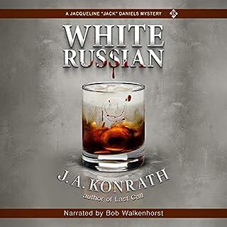 Couverture de White Russian