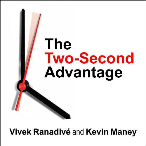 The Two-Second Advantage audiobook cover art