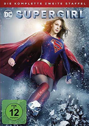 Supergirl - Staffel 2 (5 DVDs)