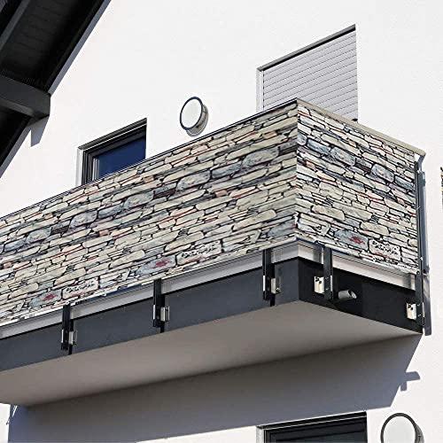 La Mejor Recopilación de Privacidad de balcón y pantallas protectoras los 10 mejores. 13