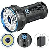 OLIGHT Marauder 2 Rechargeable Flashlight 14000 Lumens Ultra Bright Flashlight with 3x Build-in 5000 mAh 21700 Battery for Home and outdoor