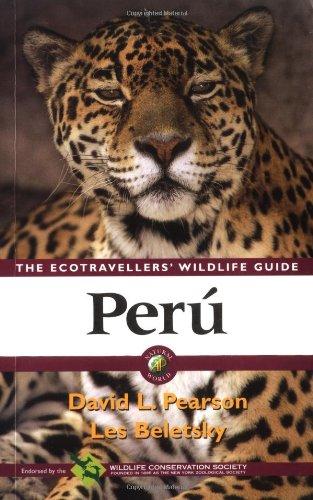 Peru: Ecotravellers' Wildlife Guide (Ecotravellers Wildlife Guides)