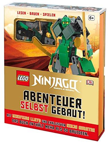 LEGO Ninjago: Abenteuer selbst gebaut! (Lesen - Bauen - Spielen)