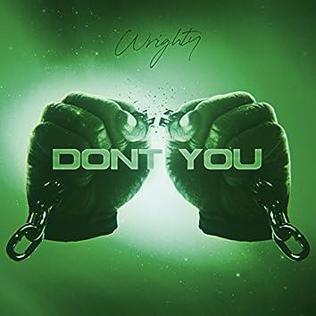 Don't You (Bob Solar Mix)