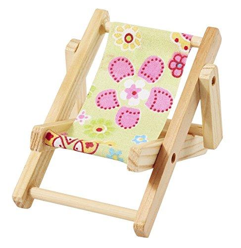 Décoration-chaise longue strandparty 10 cm (vert)