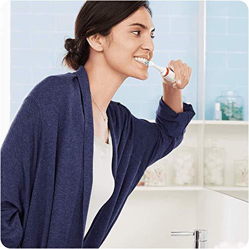 Oral-B Pro 6200 Elektrische Zahnbürste, mit Bluetooth