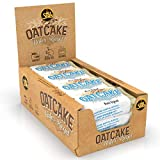 All Stars Oatcake Hafer-Riegel, Müsli Yoghurt, 12er Pack (12 x 80 g)