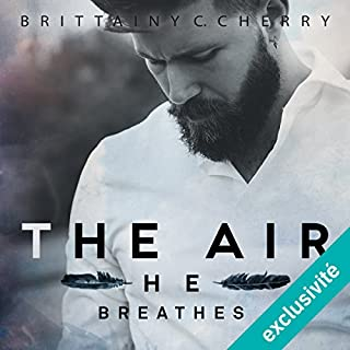 Couverture de The air he breathes