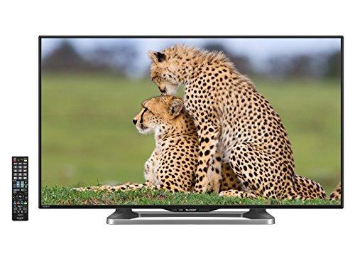 シャープ 40V型 液晶 テレビ AQUOS LC-40W20-B フルハイビジョン 外付HDD対応(裏番組録画) ブラック 2015年モデル