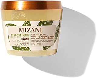 MIZANI True Textures Twist and Coil Jelly, 8 oz