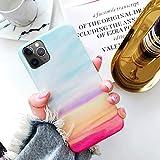 KABIOU - Carcasa para iPhone SE 2020, 6S, 7, 8 Plus, granito brillante, piedra mármol, textura para iPhone 11 Pro X XS Max XR, 8799, para iPhone XR