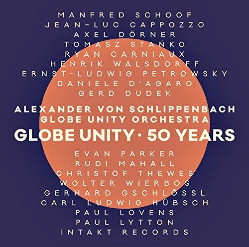Globe Unity-50 Years