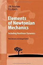 Elements of Newtonian Mechanics: Including Nonlinear Dynamics (Advanced Texts in Physics) 3rd rev. and enlarge edition by Knudsen, Jens M., Hjorth, Poul G. (2002) Paperback