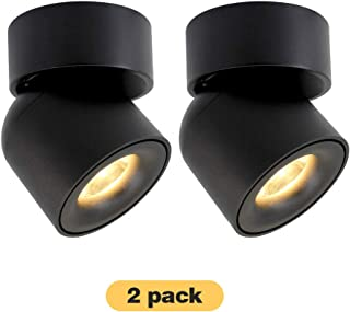 hallway spotlights
