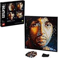 LEGO Art The Beatles 31198 Collectible Building Kit (2,933 Pieces) (2020 Model)
