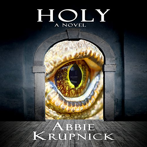 Holy audiobook cover art