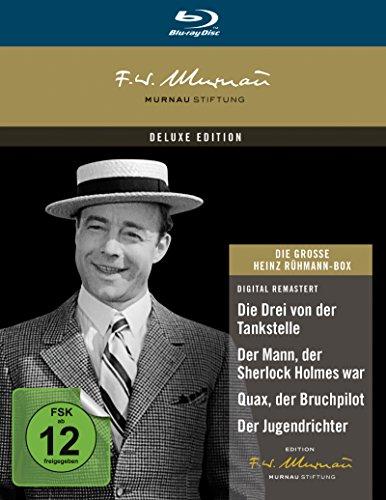 Die große Heinz Rühmann Box [Blu-ray]