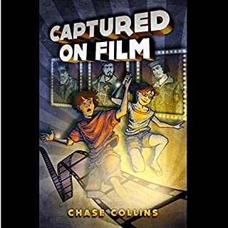 Captured on Film audiobook cover art