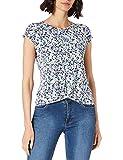 Street One Damen 316271 T-Shirt, Pearl Rose, 40