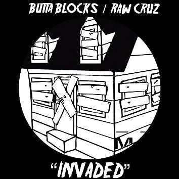 Invaded (feat. Raw Cruz)