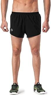 Men's Lightweight Quick Dry Running Shorts Training Pace Shorts