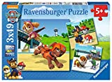 Ravensburger - Puzzle 3 x 49, Paw Patrol B (09239)