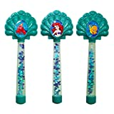 SwimWays Disney Princess Ariel Glitter Dive Wands - Pack of 3