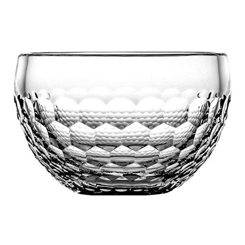 Crystaljulia 5539 Coque, Cristal au Plomb, Transparent, 13 cm