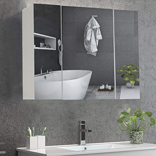 Armadietti a specchio bagno