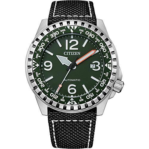 Citizen Diver Marine NJ2198-16X - Reloj de pulsera automático para hombre