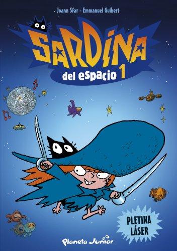 Pletina Láser: Sardina del espacio 1