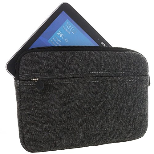 XiRRiX Tablet PC Hülle Tasche Sleeve - Grösse 8,9/10 Zoll (22,6/25,65cm) passend für Samsung Galaxy Tab 3 4 A 9.7 S2 S3 - Odys Windesk 9 Plus