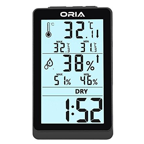 Higrómetro ORIA Digital