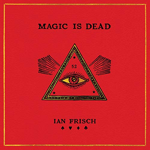 Magic Is Dead cover art