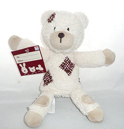 Sucre d'Orge-Lote de Peluches, diseño de oso de Peluche con mantita para...