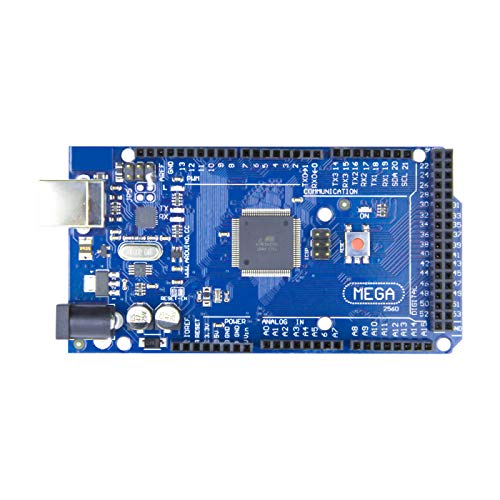 arduino mega 2560 r3 de la marca tresd print tech